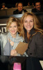 Julia Roberts with Drew Barrymore at the Hope For Haiti Now telethon  held at CBS Television City January 22nd 2010 in Los Angeles