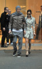 David and Victoria Beckham were spotted together on January 22nd 2010 where they shopped at Dolce and Gabbanas showroom in Milan 3