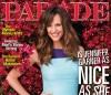 Jennifer Garner photo shoot on for the January 2010 issue of Parade magazine 1