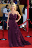 Julie Benz arrives at the 16th Annual Screen Actors Guild Awards on January 23rd, 2010