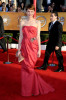 Carey Mulligan attends the 16th Annual Screen Actors Guild Awards on January 23rd, 2010
