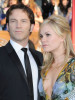 Stephen Moyer and Anna Paquin arrive at the 16th Annual Screen Actors Guild Awards on January 23rd, 2010