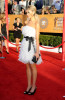 Katrina Bowden arrives at the 16th Annual Screen Actors Guild Awards on January 23rd, 2010