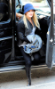 Hilary Duff out for lunch at Magnolia restaurant on January 23rd 2010 in Los Angeles 4