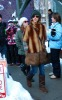 Jessica Alba spotted walking around in Park City Utah on January 24th 2010 after the Sundance Film Festival 2