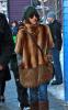 Jessica Alba spotted walking around in Park City Utah on January 24th 2010 after the Sundance Film Festival 1