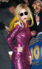 Lady GaGa was spotted arriving at Radio City Music Hall on January 23rd 2010 in new york 7