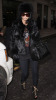 Katie Price spotted exiting a local hotel on January 25th 2010 in Central London 3