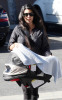 Kourtney Kardashian takes her newborn baby Mason for a doctors check up on January 12th 2010 in Van Nuys 5