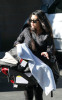 Kourtney Kardashian takes her newborn baby Mason for a doctors check up on January 12th 2010 in Van Nuys 3