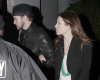 Justin Timberlake and Jessica Biel spotted together on January 24th 2010 arriving at the Radiohead concert 1