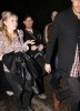 Kirsten Dunst spotted on January 23rd 2010 leaving Chateau Marmont in Los Angeles 2
