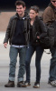 Kristen Stewart was spotted on January 25th 2010 arriving back in Los Angeles from the Sundance Film Festival at Utah 2