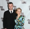 Liev Schreiber and Scarlett Johansson seen together on January 24th 2010 at the after party for the opening night of A View From The Bridge held at Espace in New York City 3