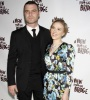 Liev Schreiber and Scarlett Johansson seen together on January 24th 2010 at the after party for the opening night of A View From The Bridge held at Espace in New York City 4