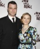 Liev Schreiber and Scarlett Johansson seen together on January 24th 2010 at the after party for the opening night of A View From The Bridge held at Espace in New York City 6