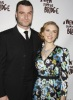 Liev Schreiber and Scarlett Johansson seen together on January 24th 2010 at the after party for the opening night of A View From The Bridge held at Espace in New York City 5