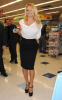 Pamela Anderson spotted on January 23rd 2010 at Rite Aid pharmacy in Narberth Pennsylvania 3