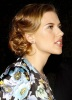 Scarlett Johansson  spotted on January 24th 2010 at the after party for the opening night of A View From The Bridge held at Espace in New York City 4