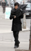 Adam Lambert spotted leaving Parlour Salon after an interview on January 26th 2010 in Toronton Canada 3