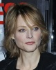 Jodie Foster arrives at the Edge of Darkness premiere on January 26th 2010 at Graumans Chinese Theatre in Hollywood