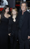 Jodie Foster along with Mel Gibson and Oksana Grigorieva at the Edge of Darkness premiere on January 26th 2010 at Graumans Chinese Theatre in Hollywood 2
