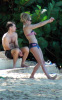 Jude Law and Sienna Miller seen together on December 27th 2009 while enjoying a vacation in Barbados 4
