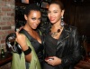 Beyonce and her sister Solange Knowles seen together on January 26th 2010 at the Eldridge in New York City