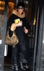 Catherine Zeta Jones spotted on January 27th 2010 passing by some photographers in New York City 3