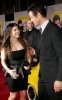 Fergie Ferguson and Josh Duhamel seen together on January 27th 2010 at the Los Angeles premiere of When in Rome at the El Capitan Theatre 1
