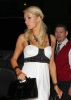 Paris Hilton spotted arriving at Benihana Japanese restaurant on January 28th 2010 in Los Angeles 8