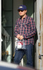 Leonardo DiCaprio spotted leaving OK store on January 27th 2010 in Beverly Hills 3