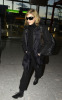 Madonna spotted on January 29th 2010 as she was about to catch a flight from Londons Heathrow Airport to New York City 2