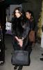 Kim Kardashian seen arriving at the Dan Tanas restaurant on January 27th 2010 wearing a fur black vest 1