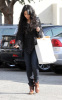 Vanessa Hudgens seen with loads of shopping bags on January 29th 2010 at Melrose Avenue in West Hollywood 1