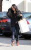 Vanessa Hudgens seen with loads of shopping bags on January 29th 2010 at Melrose Avenue in West Hollywood 4