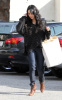Vanessa Hudgens seen with loads of shopping bags on January 29th 2010 at Melrose Avenue in West Hollywood 2