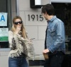 Drew Barrymore and Justin Long seen on January 29th 2010 while shopping together in Los Feliz California 4