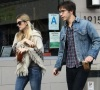 Drew Barrymore and Justin Long seen on January 29th 2010 while shopping together in Los Feliz California 5