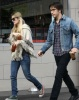 Drew Barrymore and Justin Long seen on January 29th 2010 while shopping together in Los Feliz California 2