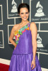 Shaila Durcal arrives at the 52nd Annual GRAMMY Awards held at Staples Center on January 31st 2010 in Los Angeles California