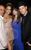 Marc Anthony with Jennifer Lopez and Nicole Richie and Joel Madden attend Antonio LA Reids Post GRAMMY Dinner at Cecconis Restaurant on January 31st 2010 in Los Angeles 1