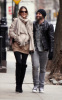 Alessandra Ambrosio and her husband Jamie Mazur seen walking together on February 2nd 2010 in the West Village in Downtown Manhattan 5