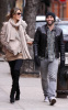 Alessandra Ambrosio and her husband Jamie Mazur seen walking together on February 2nd 2010 in the West Village in Downtown Manhattan 2