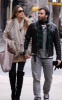 Alessandra Ambrosio and her husband Jamie Mazur seen walking together on February 2nd 2010 in the West Village in Downtown Manhattan 3