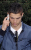 Cristiano Ronaldo was spotted on the steets of Madrid on his 25th birthday February 5th 2010 in Spain 6