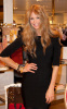 Elle Macpherson spotted promoting her new lingerie collection on February 2nd 2010 at Printemps Haussmann in  Paris France 6