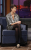 Jessica Alba picture while visiting the Jay Leno Show on February 1st 2010 at the NBC studio 8