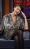 Jessica Alba picture while visiting the Jay Leno Show on February 1st 2010 at the NBC studio 7