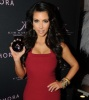 Kim Kardashian spotted promoting her new perfume on February 4th 2010 at Sephora in Miami Beach Florida 11